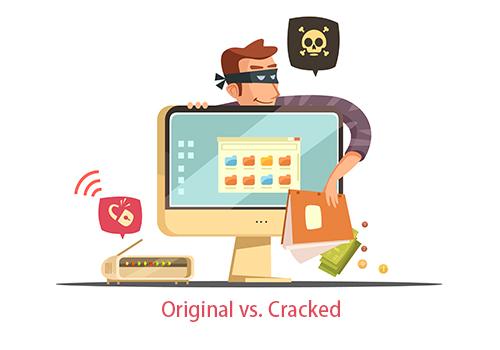 کرک ادوبی کانکت یا نسخه اورجینال